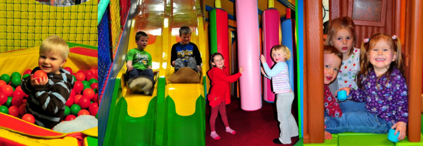 Family fun attraction Playbarn Shropshire